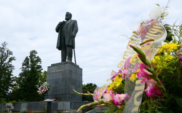 ნიკო ნიკოლაძის დაბადებიდან 178  წელი შესრულდა