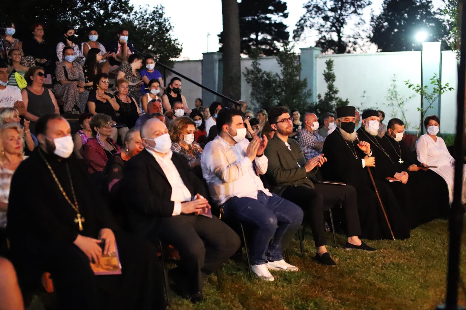 რეგიონული თეატრების საერთაშორისო ფესტივალის დახურვა
